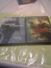 The Bourne Identity (DVD, 2004, EXPOL, Extended Edition - fullscr) and ultimatum