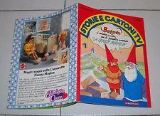 STORIE E CARTONI TV 10 del 1989 BENJAMIN - Cristina D'Avena libro segreto Gnomi