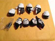 Sideshow 1/6 Scale Star Wars Imperial Stormtrooper - Hands set FIRST ORDER