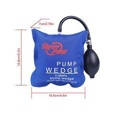 Airbag Cushioned Hand Pump Lock Air Wedge Inflatable Car Door Opener Durable US