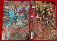 °VIOLATOR 1 - 2° 1994 Infinity Verlag Von Guru Comic: Alan Moore, Deutsch