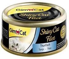 GimCat ShinyCat Filet Thunfisch 24 x 70g Dose
