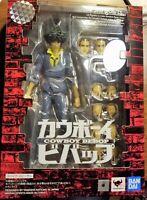SH Figuarts Spike Spiegel Cowboy Bebop Action Figure NEW SEALED MINT Tamashii