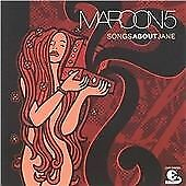 Maroon 5, Songs About Jane, Content/Copy-Protected CD, Very Good