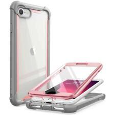 SUPCASE IBLSN ARES LUXUS PANZER SCHUTZHÜLLE iPhone 7/8/SE2020 Pink Grau