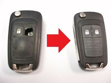 Repair service for Vauxhall Opel Insignia Astra MK6 Corsa D remote flip key