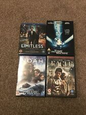 JOB LOT BUNDLE OF 4 ACTION DVDS