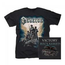 Herren-T-Shirts aus Baumwolle in Größe 2XL Sabaton