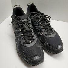 ASICS KAYANO 23 T646N BLACK ONYX CARBON MEN SHOES Size 13.5