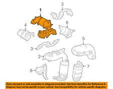 TOYOTA OEM-Exhaust Manifold 171400P080