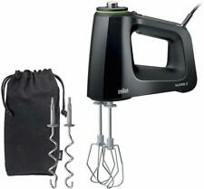 HM5100 Multimix Hand Mixer, Braun, Black