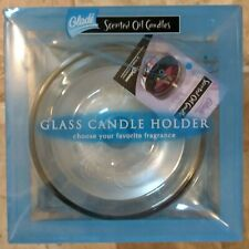 Glade Glass Candle Holder