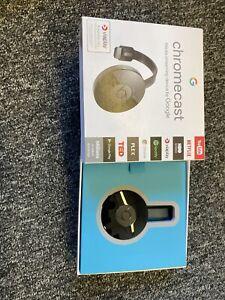 Google Chromecast (2nd Generation) Media Streamer -  NEW!!!