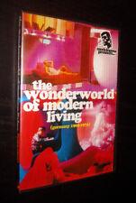 THE WONDERWORLD OF MODERN LIVING (GERMAN TV 1969-1972) [2-disc DVD]