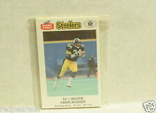 PITTSBURGH STEELERS POLICE SET 1987 16 CARDS NOLL WEBSTER STALLWORTH ANDERSON