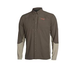 Sitka Scouting Shirt Bark