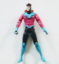 1992 ToyBiz Marvel Comics Uncanny X-Men Gambit Power Kick Action Figure Kicking