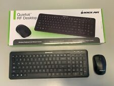 IOGEAR GKM553R WIRELESS KEYBOARD AND MOUSE WITH DONGLE