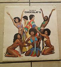Chocolat's – The Best Of The Chocolat's -  Harmony LPH 8020 - 1977 -