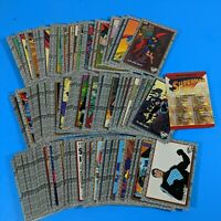 SUPERMAN THE RETURN OF COMPLETE BASE SET OF 100 NON-SPORT TRADING CARDS