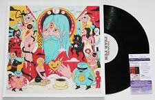FATHER JOHN MISTY SIGNED FUN FEAR LP VINYL RECORD ALBUM AUTOGRAPHED +JSA COA