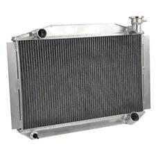 3 Row Aluminum Radiator for 1955-1960 56 Chevrolet Corvette C1 265 283 350 V8 MT