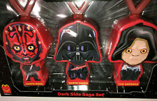 STAR WARS Rise Skywalker McDonalds Happy Meal 3 Pack Darth Vader Maul Emperr toy