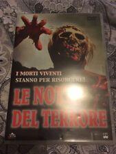 ANDREA BIANCHI'S LE NOTTI DEL TERRORE NIGHTS OF TERROR ZOMBIE 3 UNCUT & OOP!