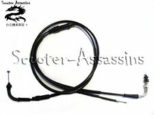 THROTTLE CABLE for KYMCO ZX 50 (fever 50) , BUG Vibe 50