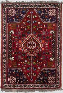 Tribal Design Vintage Style 3'5X5 Farmhouse Area Rug Oriental Home Decor Carpet