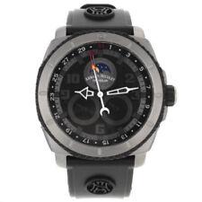 Relojes de pulsera de titanio de goma