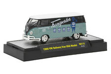 L57 32500 WC12 M2 MACHINE WILD CARDS 1960 VW DELIVERY VAN USA MODEL TRANSPORTER
