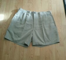 Andrew Fezza New York Tan Mens Dress Shorts Size 40