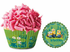 CLEARANCE -50 Licensed MINIONS Cupcake cake cases Last few available