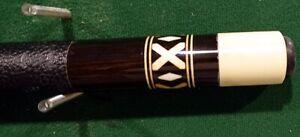 Pool Cue Butt custom gb7 bushka replica vintage/new billiards damaged