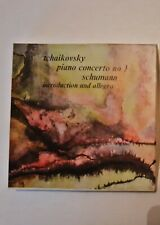 TCHAIKOVSKY PIANO CONCERTO NO1 IN B MINOR  ON REEL TO REEL TAPE