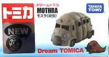 Mothra Dream Car DIECAST Tomica Takara Tomy USA SELR! 1/46sc hot wheels GODZILLA