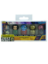 Pin Mates Guardians Of The Galaxy Vol. 2 Wooden Figure Set 2017 Debut Exclusive