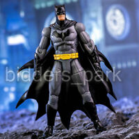 "DC Comics Batman Arkham City The Dark Knight batman action FIGURE 7"" loose"