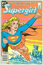 SUPERGIRL OFFICIAL ADAPTATION OF THE MOVIE #1 VF DC COMICS 1985