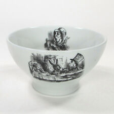 PrintRun Co. ALICE IN WONDERLAND MAD HATTER 16oz Bowl Urban Outfitters Mint