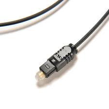 1 m 3ftPour Toslink à Mini Plug 3.5mm Numérique Optique SPDIF Câble Audio Fil IU