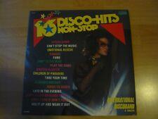 DISCO HITS NON-STOP   ALBUM 33T DISQUE VINYL