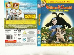 Wallace & Gromit-The Curse of The Were Rabbit-2005-Animated WAG-DVD