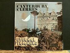 CANTERBURY CLERKES  Eternal Triangle  LP   Folk  Private   NEAR-MINT !