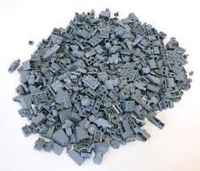 LEGO Light Bluish Gray Bricks Mixed Bulk Lot 100s of Pieces GOOD VARIETY o Parts