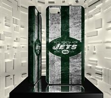 Coque rigide pour iPhone 5 5S New York Jets NFL Team 04