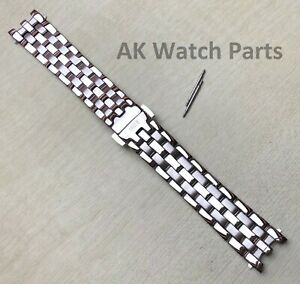 20mm Strap Fits Tissot Ballade III T97 T97.1.483 T031410A Watch Bracelet/Band