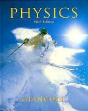 Physics : Principles with Applications by Douglas C. Giancoli (1998) - 5th Ed.