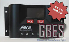 Steca Solar Panel Charge Controller Regulator With LCD Display and Direct Output